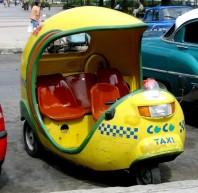taxi coconut