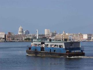 ferry Regla/Casablanca