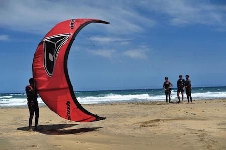 Cuba kite surf (1)